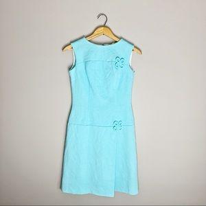 Vintage 1960s mini shift dress